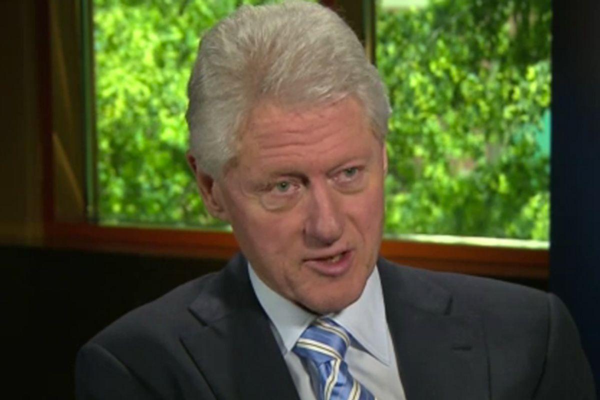 Bill Clinton    (CNN)