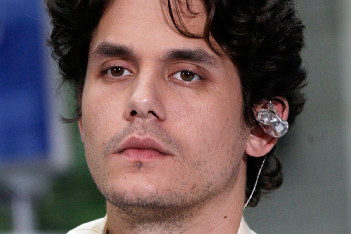 John Mayer     (AP/Richard Drew)