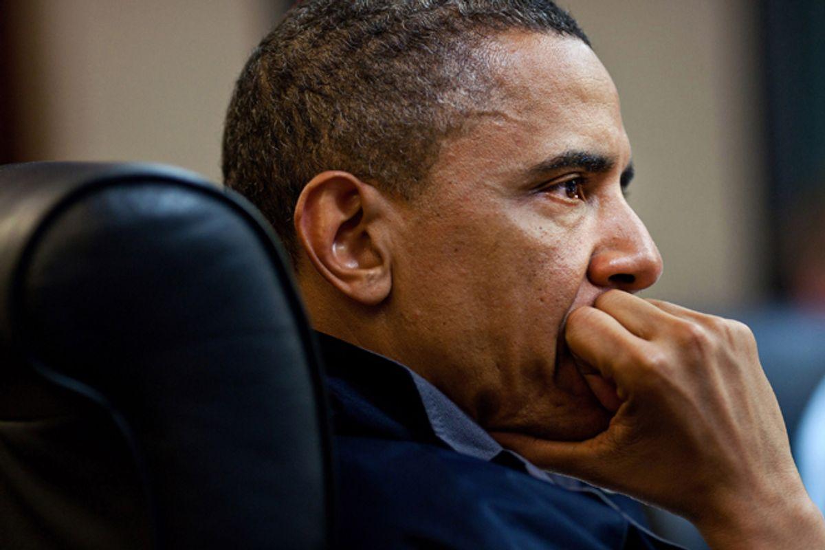(Reuters/Pete Souza/The White House)