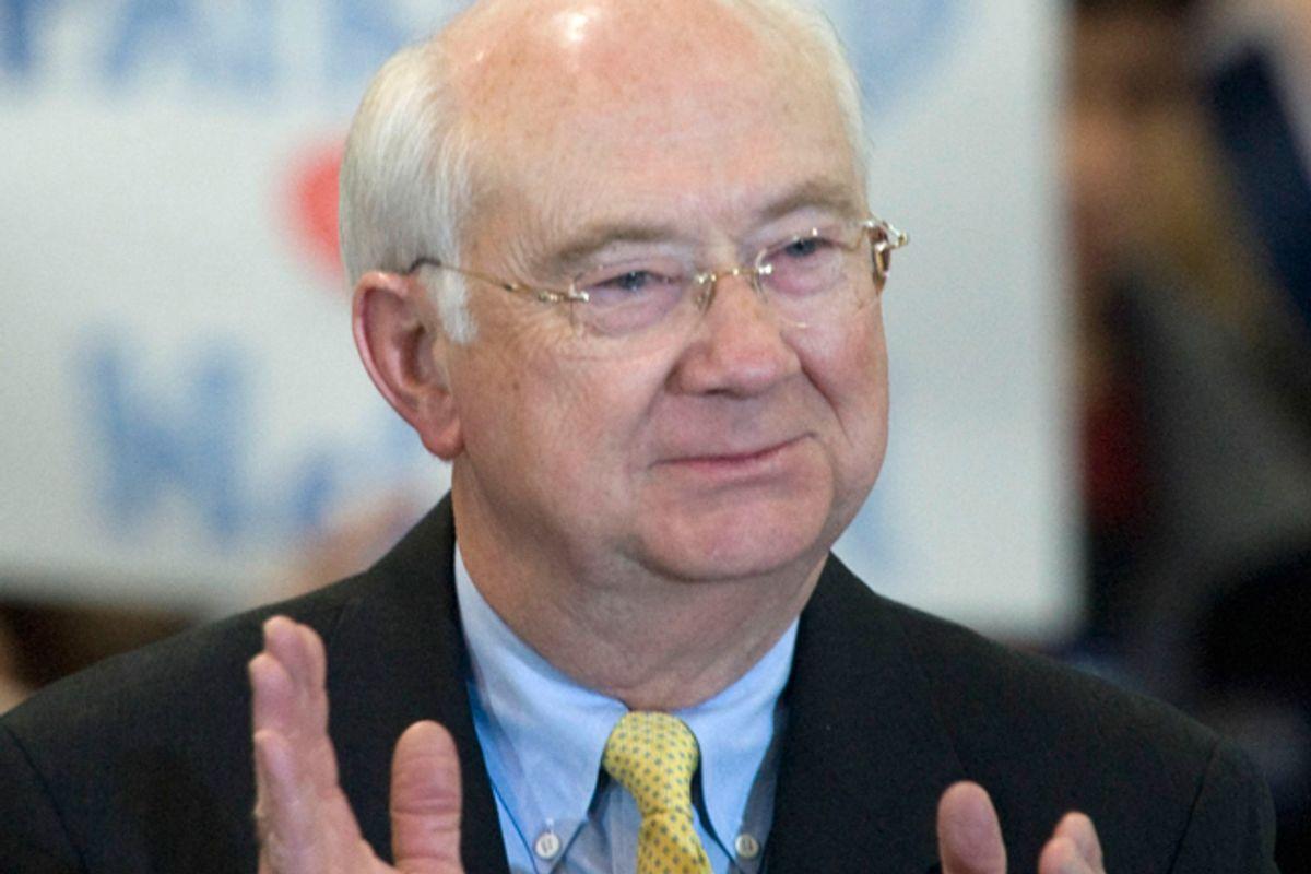 Phil Gramm: the success of failure     (AP/Douglas Healy)
