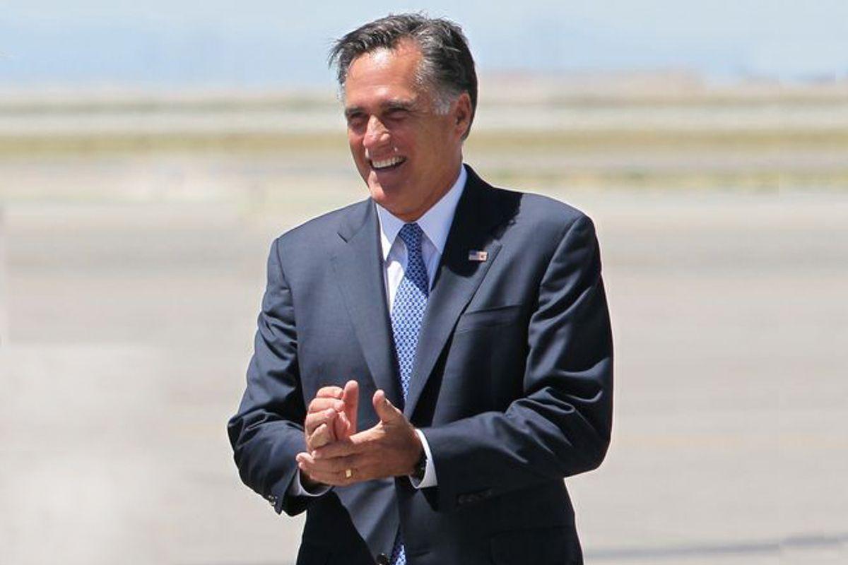 Mitt Romney           (AP/Colin E. Braley)