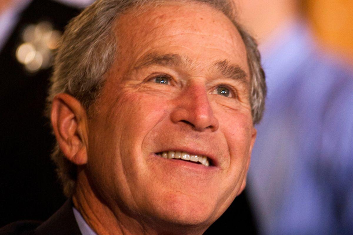 George W. Bush    (Reuters/Chris Keane)