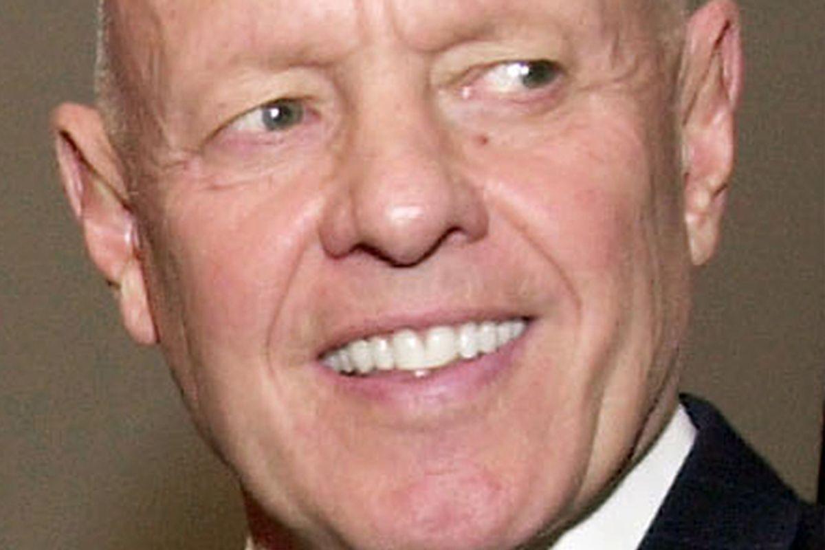 Stephen Covey    (AP/Ric Feld)