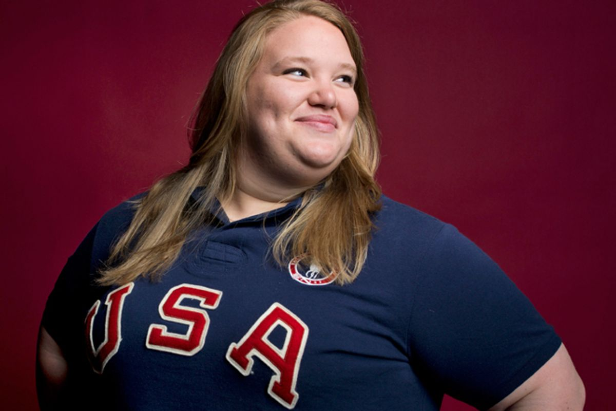 Holley Mangold     (AP/Victoria Will)
