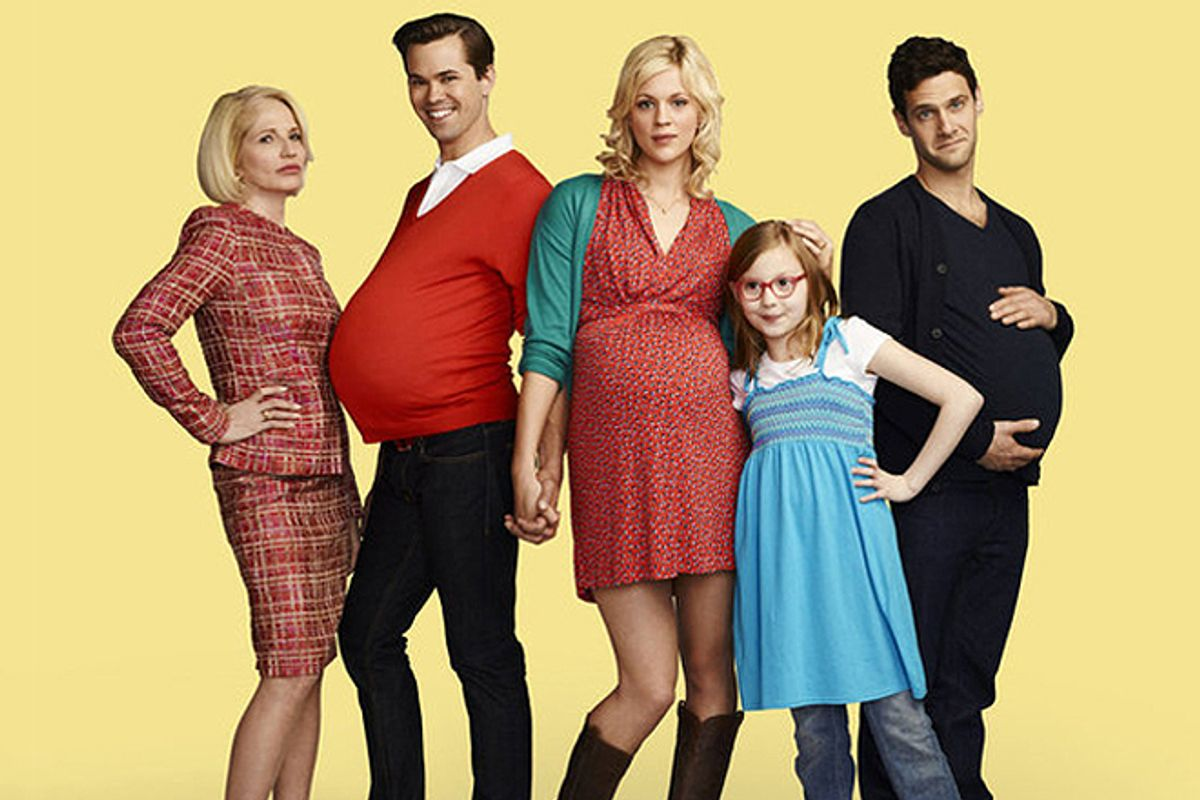 """The cast of """"The New Normal"""""""
