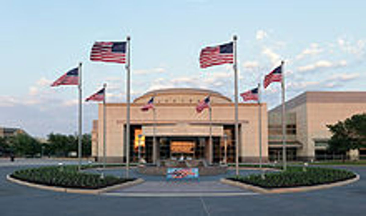 George Bush Presidential Library at Texas A&M