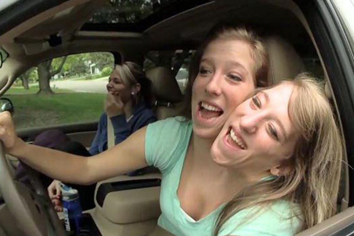 """Abby & Brittany Hensel in """"Abby & Brittany"""""""