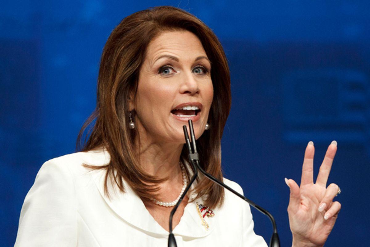 Michele Bachmann      (AP/J. Scott Applewhite)