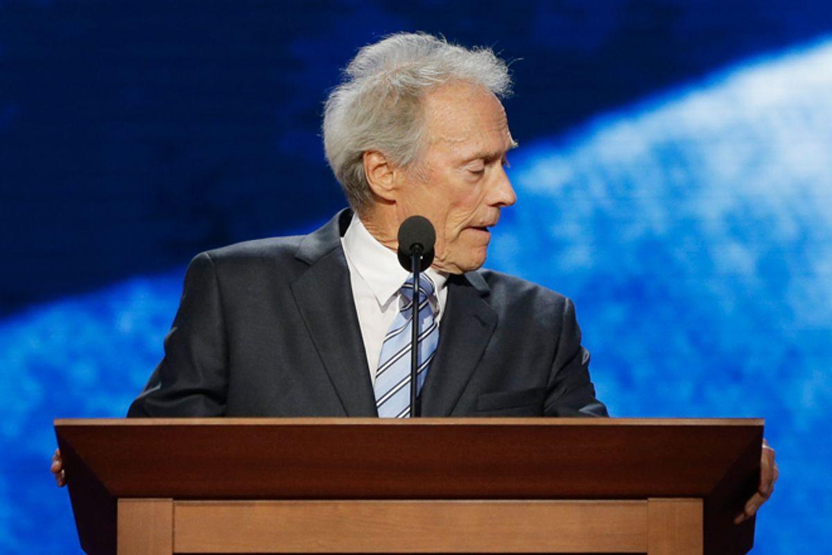 Clint Eastwood     (AP)