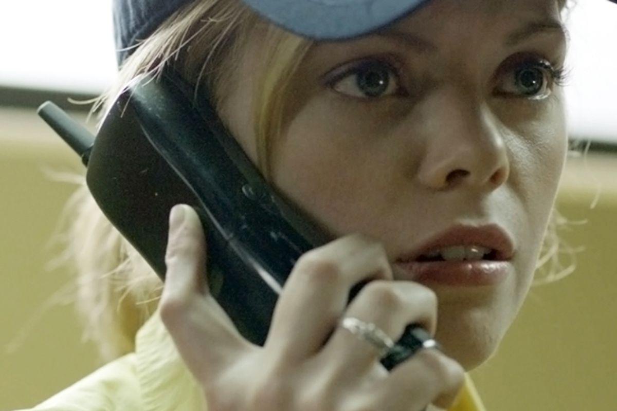 """Dreama Walker in """"Compliance"""""""