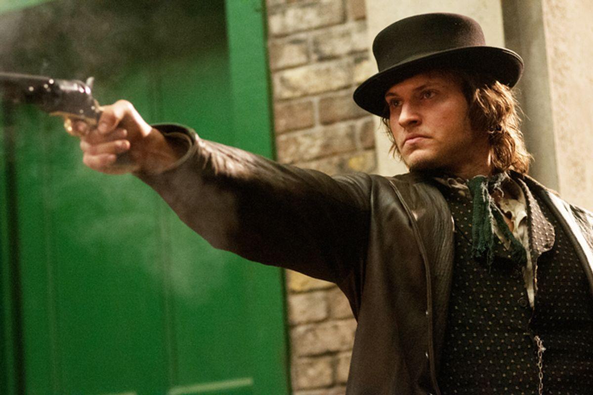 """Tom Weston-Jones in """"Copper"""""""