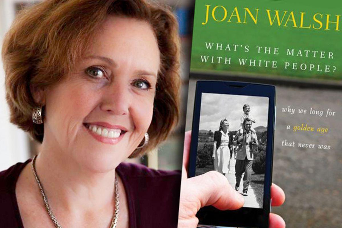 Joan Walsh   (Susan Walsh)
