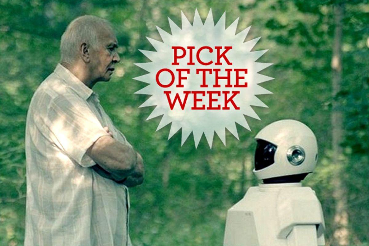 "Frank Langella in ""Robot and Frank"""