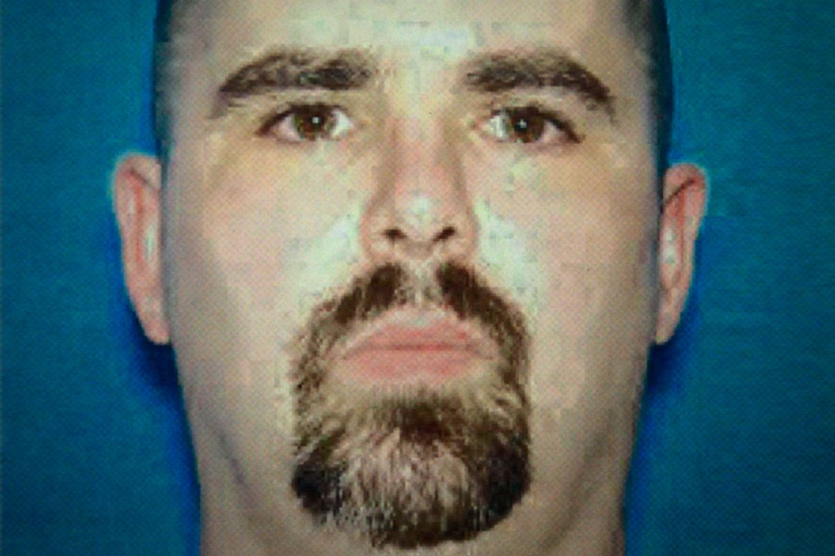 Oak Creek Temple shooter and right-wing extremist Wade Michael Page   (AP)