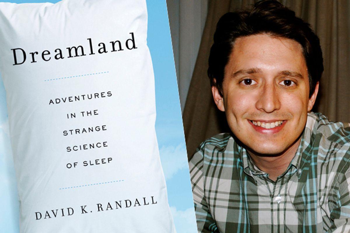 David K. Randall       (Megan Randall)