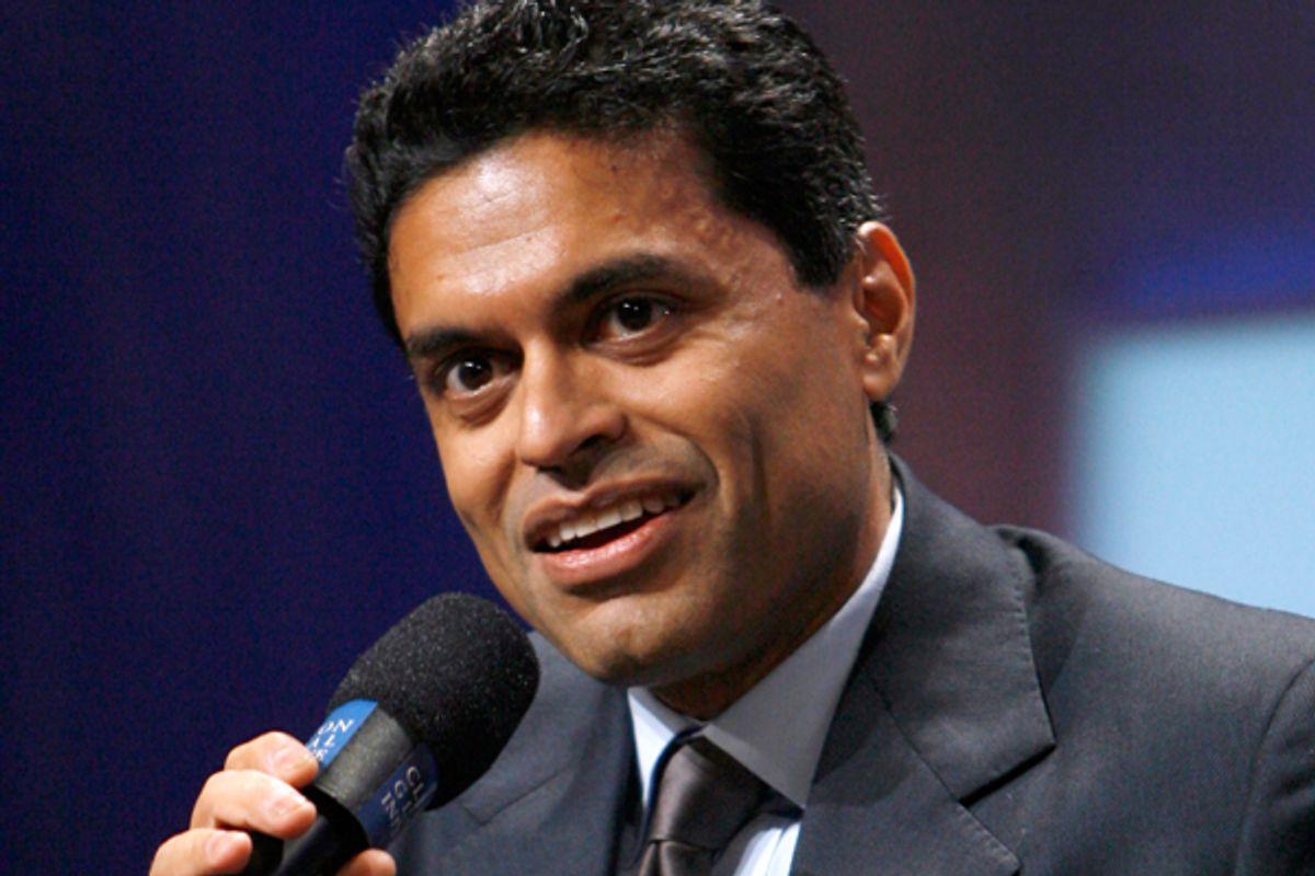 Fareed Zakaria        (AP/Jason DeCrow)