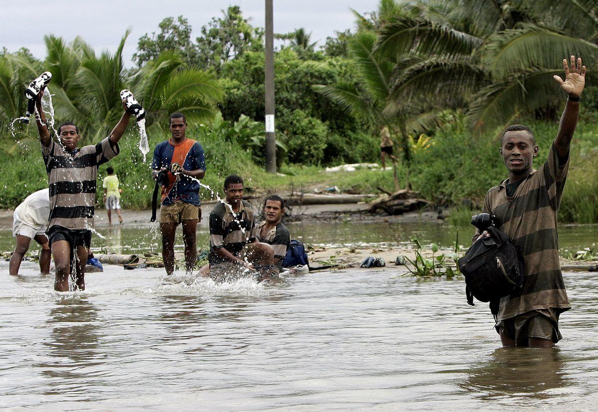 Suva, Fiji (AP/Rob Griffith)