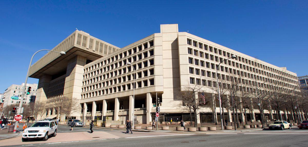 The Federal Bureau of Investigation headquarters in Washington, D.C.                 (AP/Manuel Balce Ceneta)