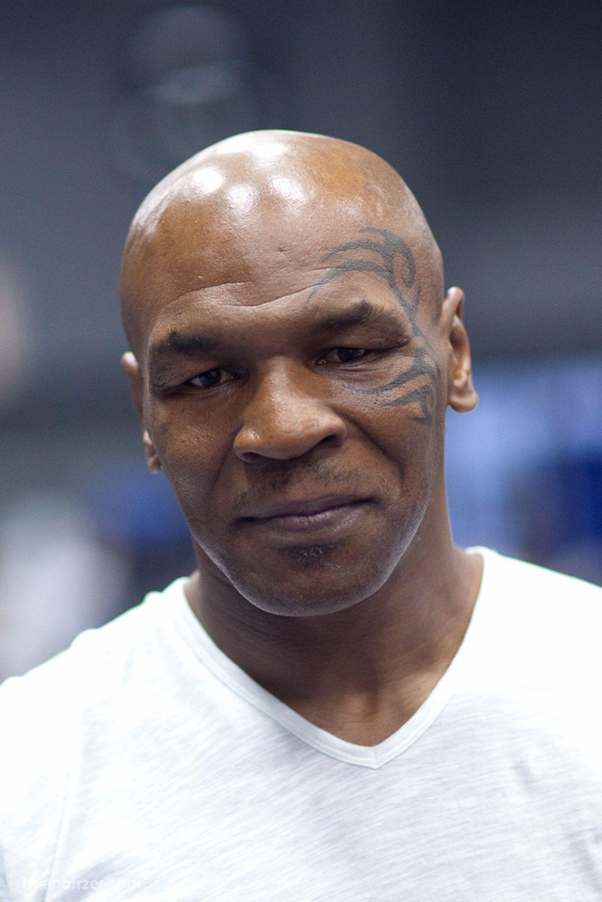 Tyson: A relativist (Brian Birzer)     (Photographer: Brian Birzer)