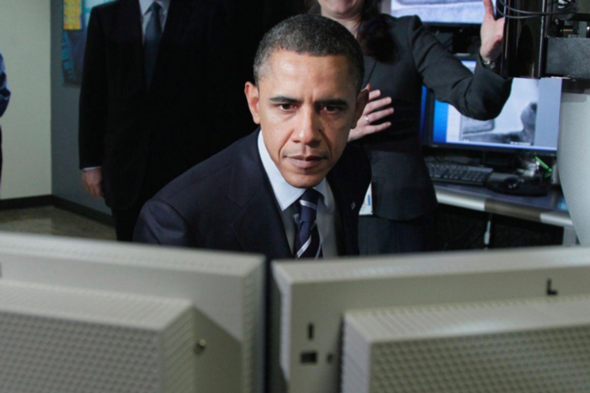 President Obama        (AP/Carolyn Kaster)