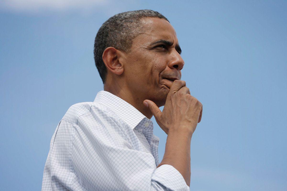 President Obama    (AP/Pablo Martinez Monsivais)