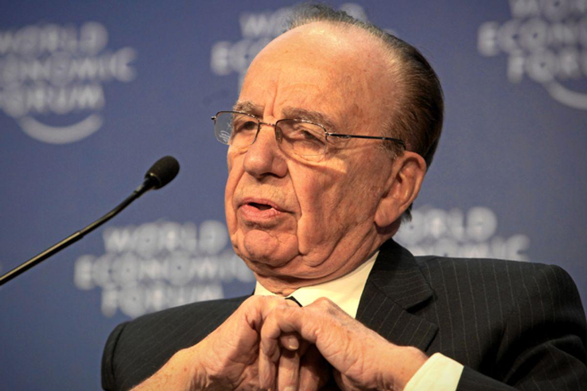Rupert Murdoch                 (Monika Flueckiger)