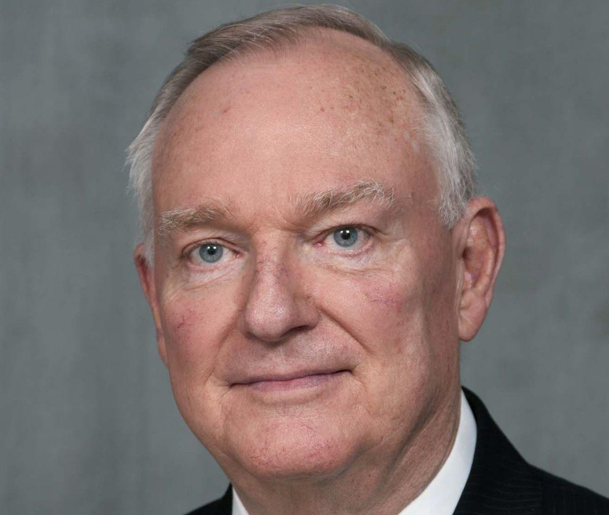 Jon Hubbard            (AP/Arkansas Secretary of State, Lori McElroy)