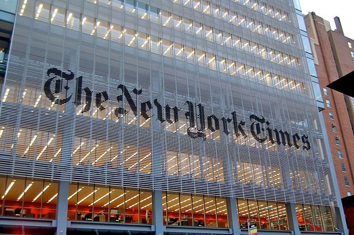 New York Times building (Wikimedia)