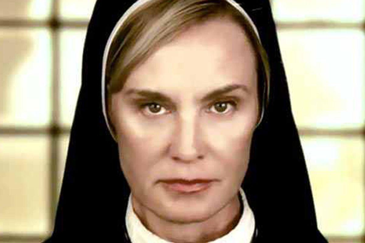 "Jessica Lange in ""American Horror Story: Asylum"""