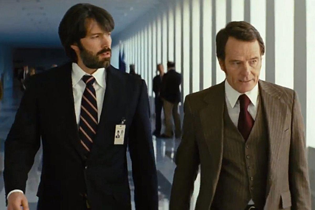 "Ben Affleck and Bryan Cranston in ""Argo"""