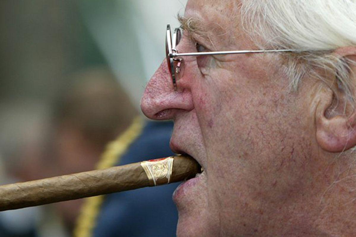 Jimmy Savile    (Reuters/Paul Hackett)
