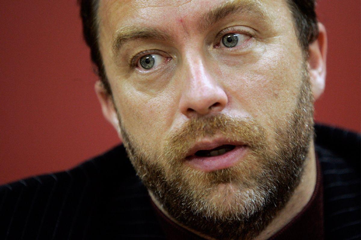 Jimmy Wales    (AP/Chris O'Meara)