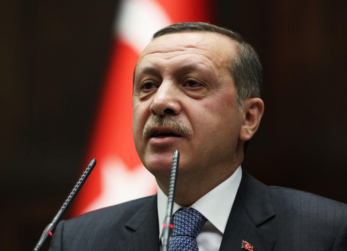 Turkish Prime Minister Recep Tayyip Erdogan    (AP/Burhan Ozbilici)