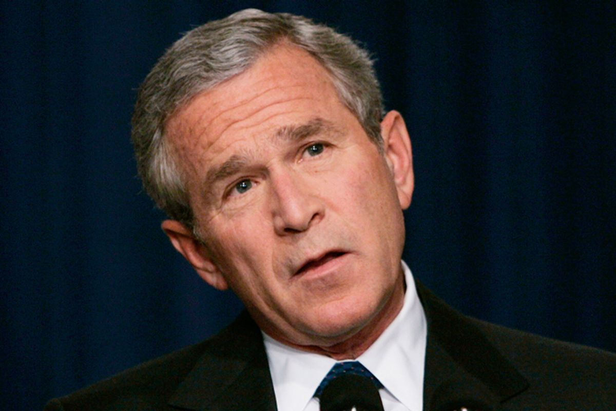 George W. Bush in 2004  (Reuters)