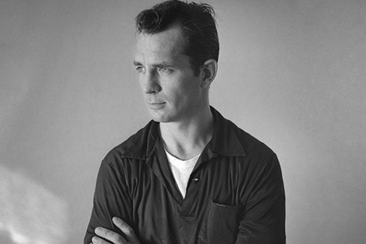 Jack Kerouac     (Wikipedia/Tom Palumbo)
