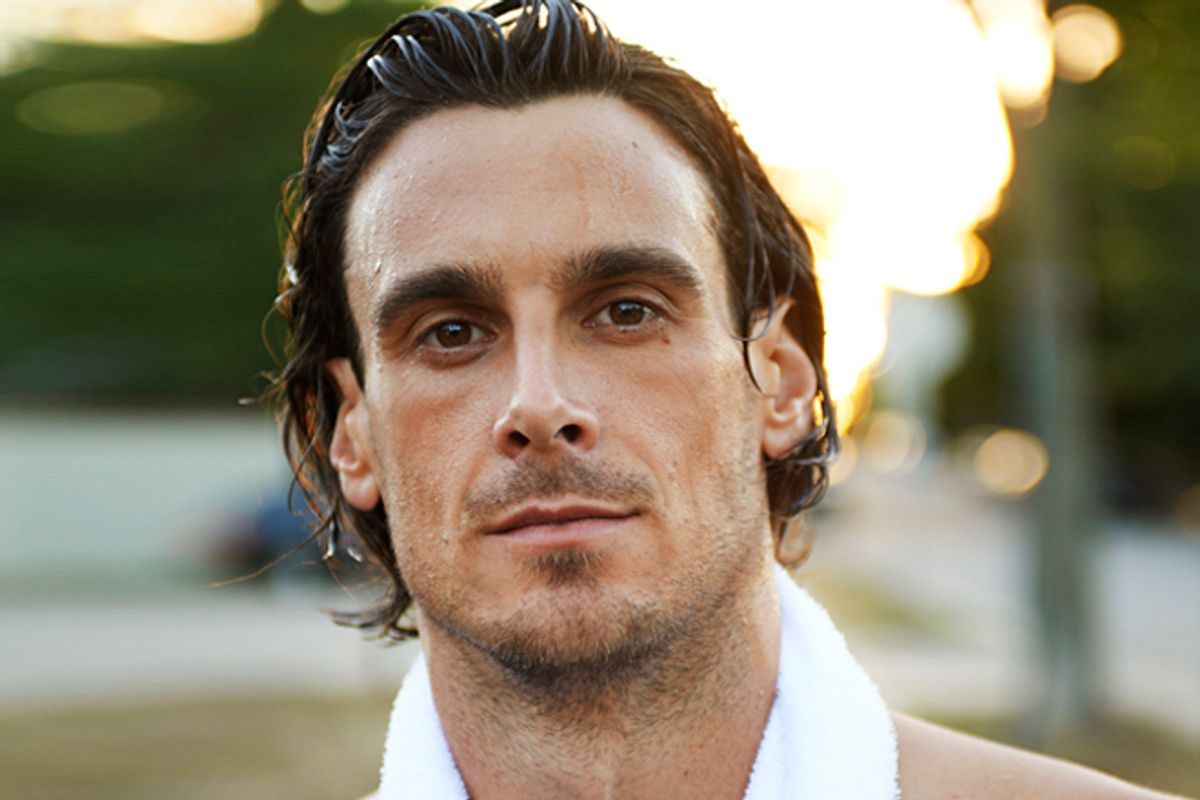 """(<a href=""""http://www.out.com/entertainment/sports/2012/10/02/chris-kluwe-vikings-warcraft"""">OUT/David Bowman</a>)"""