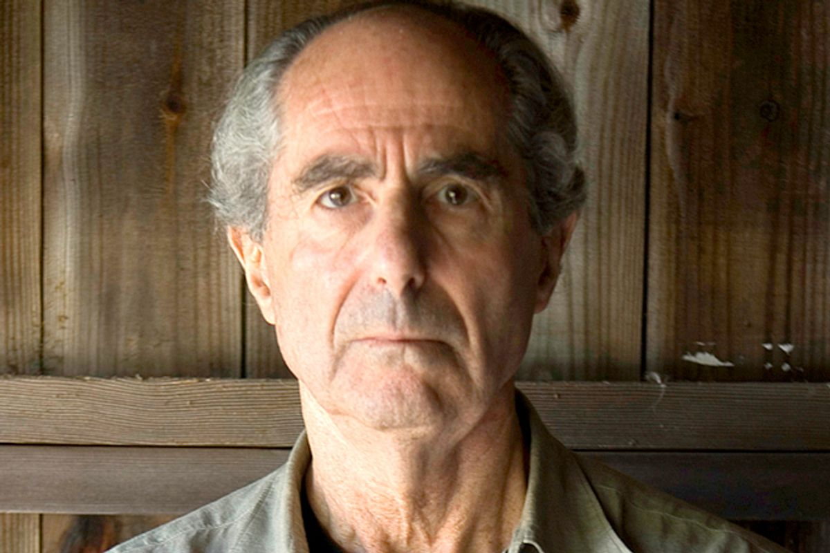 Philip Roth       (AP/Douglas Healey)