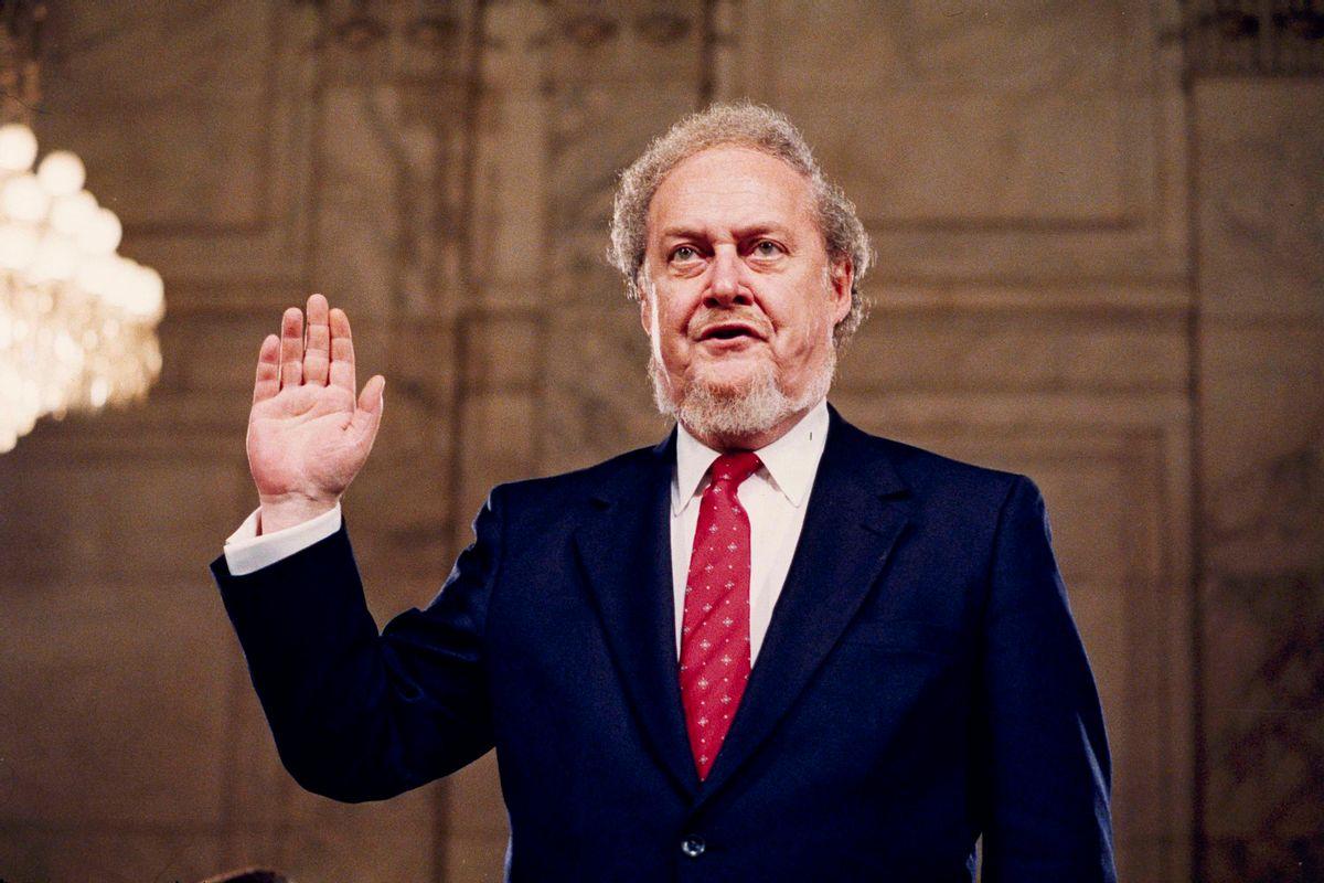 Robert Bork   (AP/John Duricka)