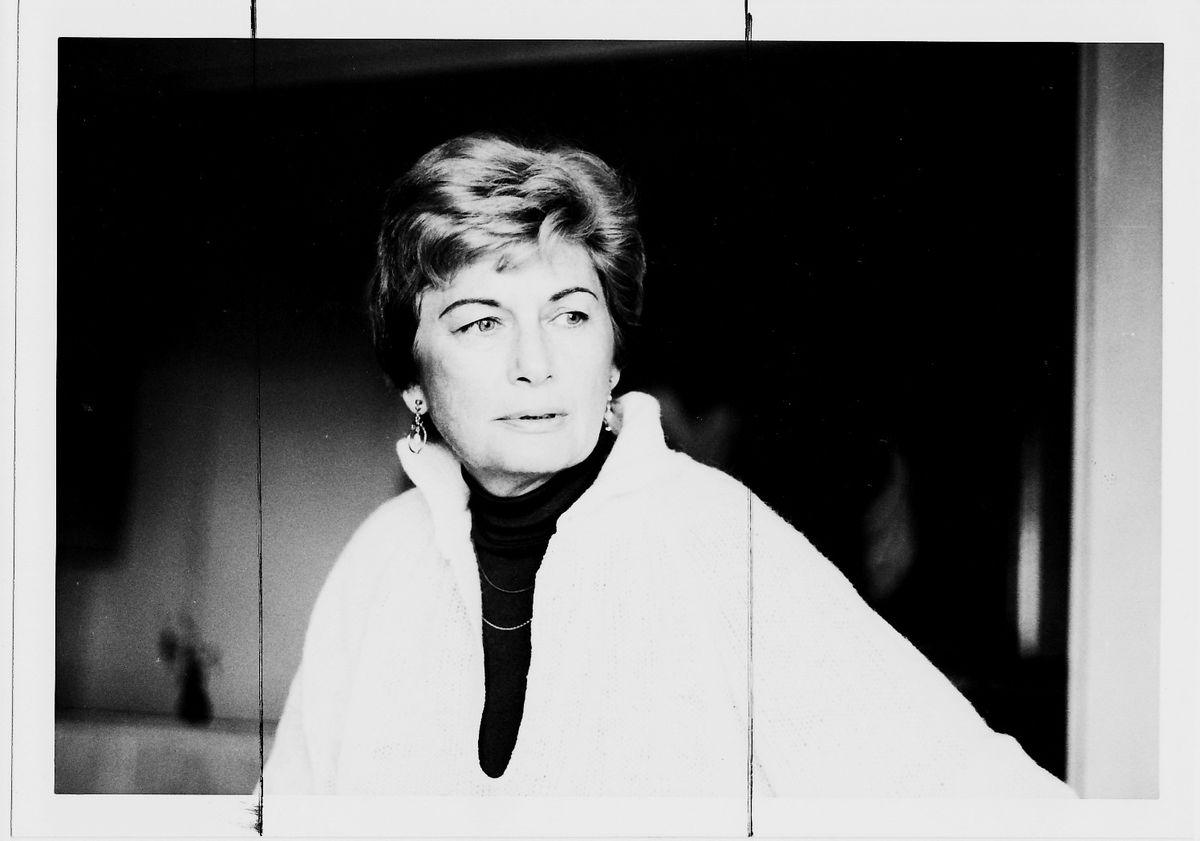 A photo of the author, circa 1982.