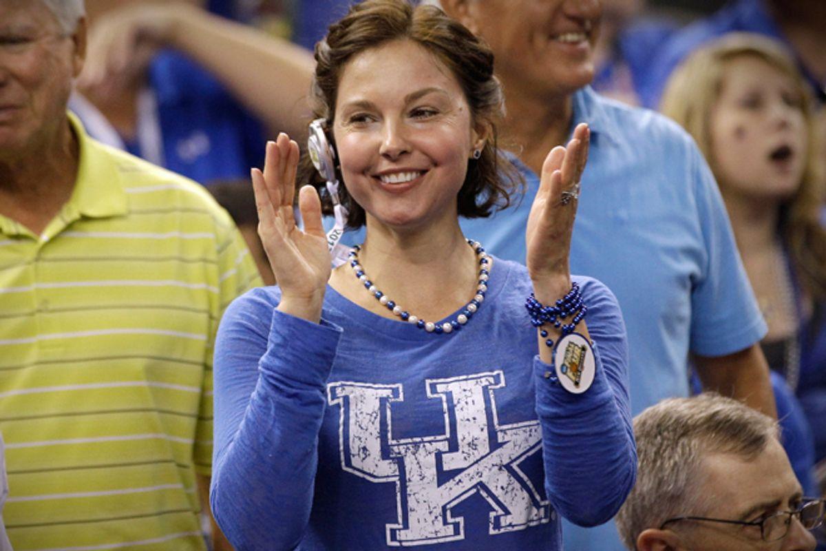 Ashley Judd     (AP/David J. Phillip)