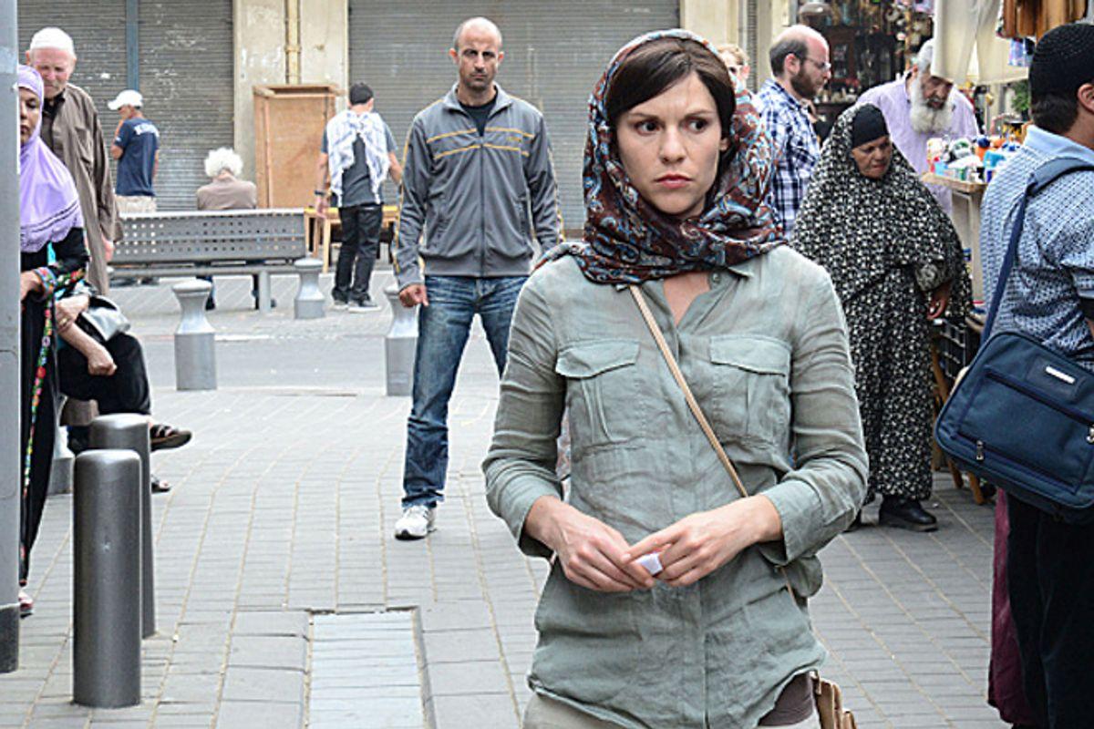 "Claire Danes in ""Homeland""      (Showtime/Ronen Akerman)"