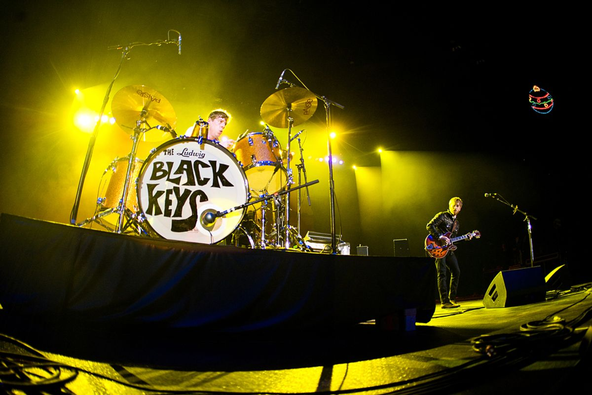 The Black Keys led the night in Grammy nominations (Mat Hayward / Shutterstock.com)