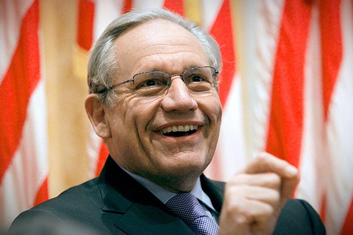 Bob Woodward    (Reuters/Alex Gallardo)
