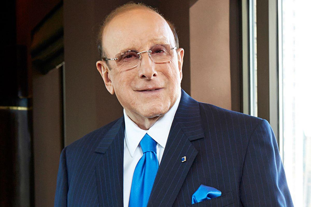 Sony Music Entertainment's Chief Creative Officer Clive Davis     (AP/Dan Hallman)