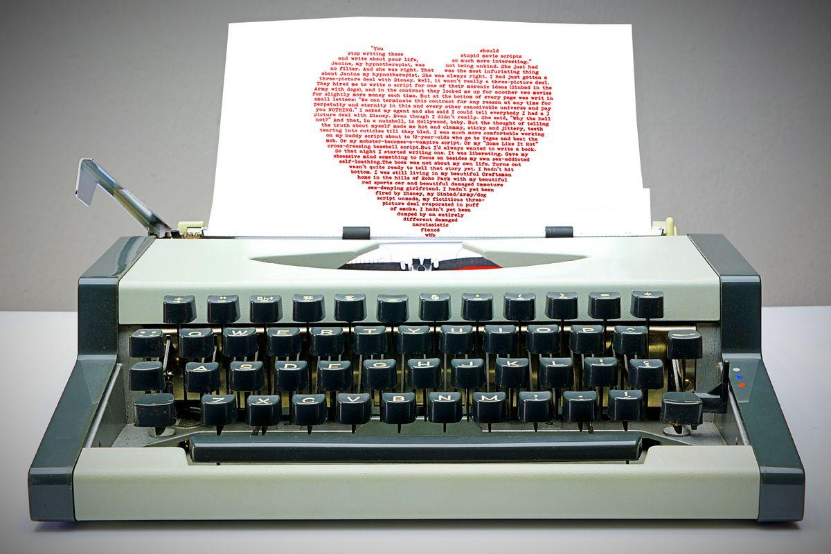 (<a href='http://www.shutterstock.com/pic-110282993/stock-photo-typewriter.html?src=csl_recent_image-2'>Vudhikrai</a> via <a href='http://www.shutterstock.com/'>Shutterstock</a>/Salon/Benjamin Wheelock)