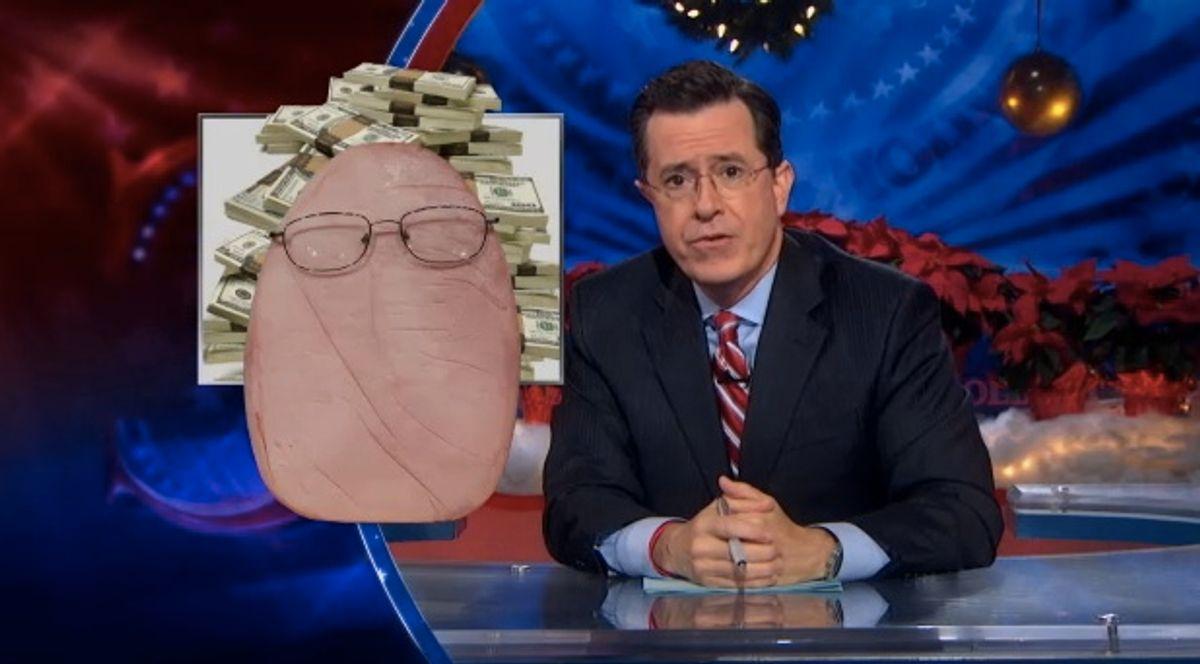 (The Colbert Report)