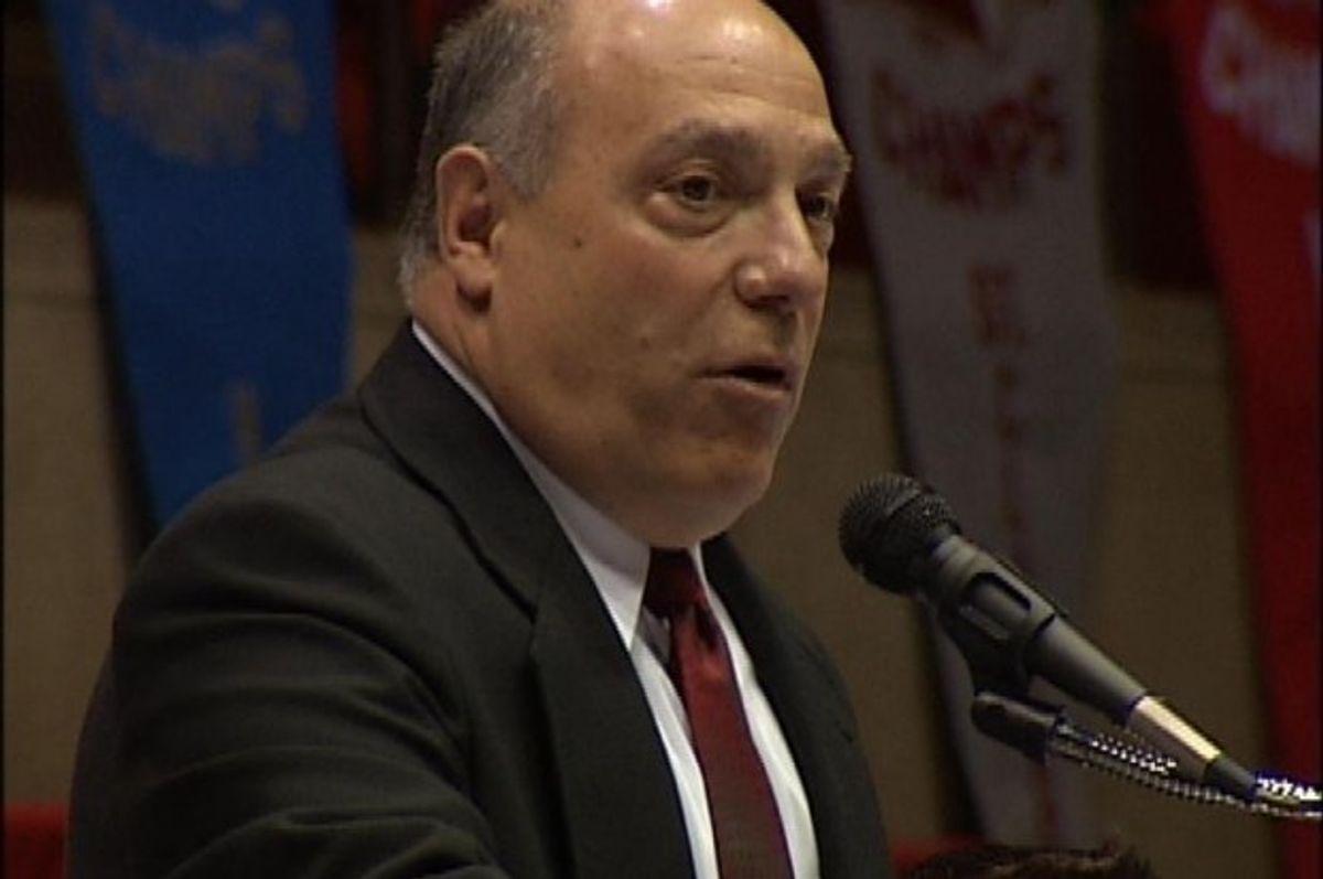 Steubenville High School football coach Reno Soccocia    (WTOV)