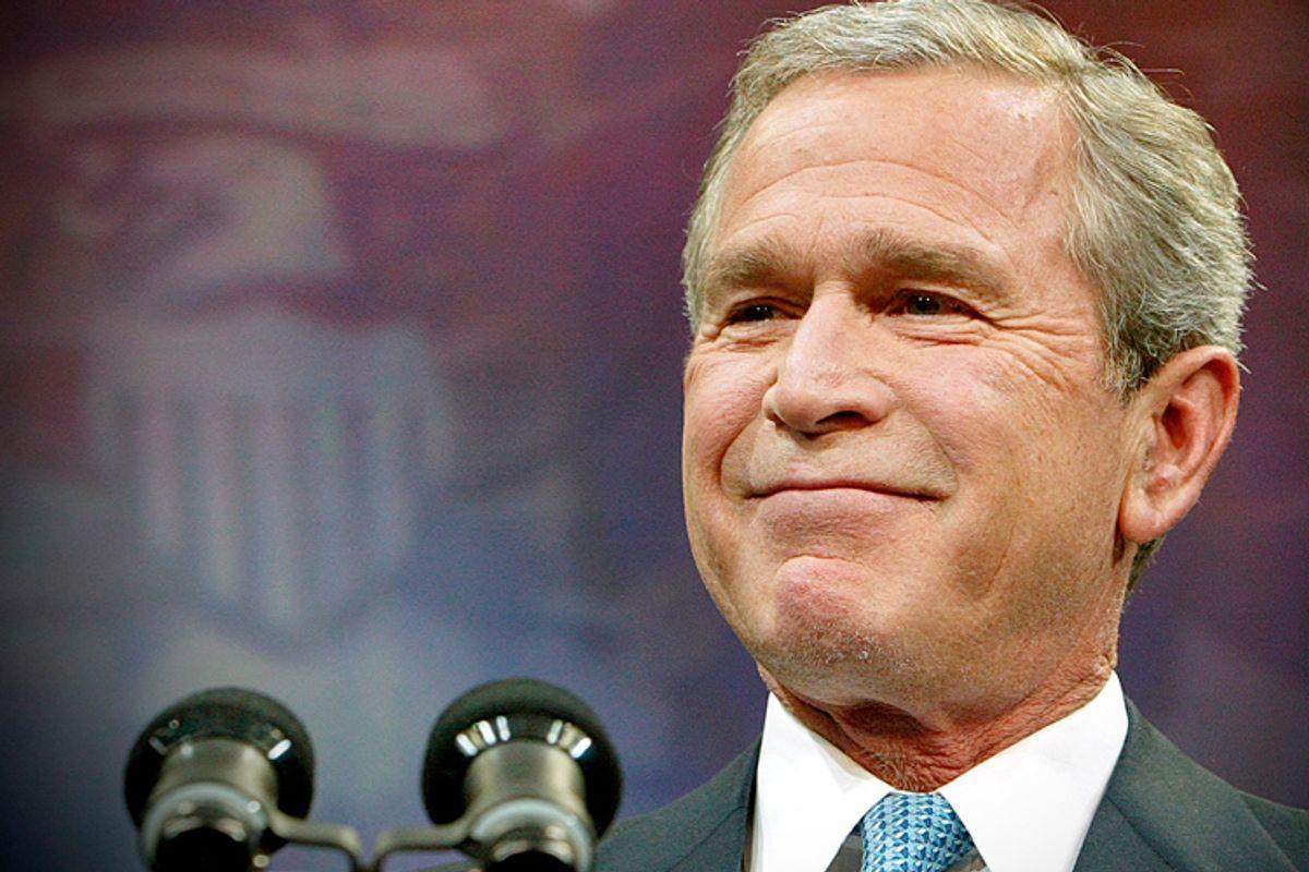 George W. Bush      (Reuters)