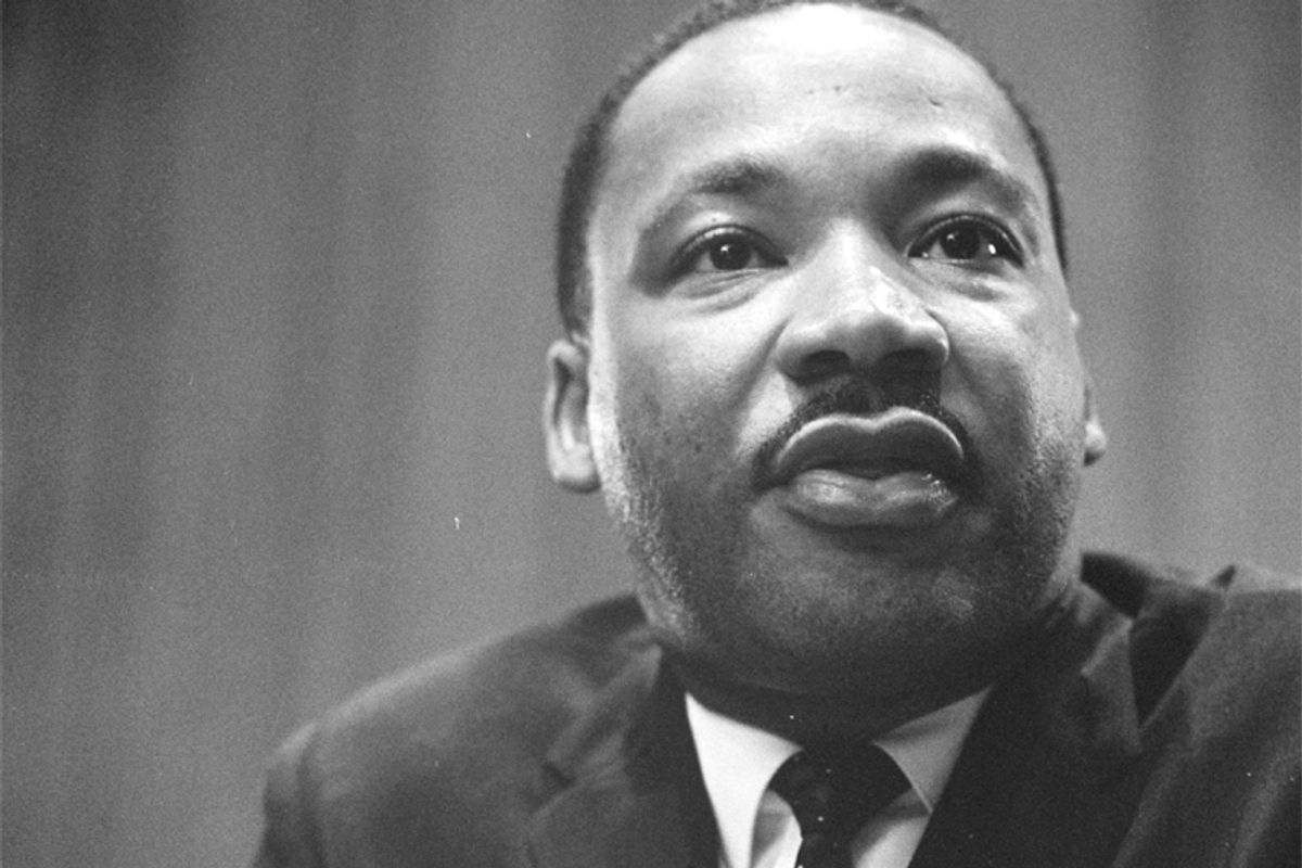 Dr. Martin Luther King, Jr.        (Library Of Congress)