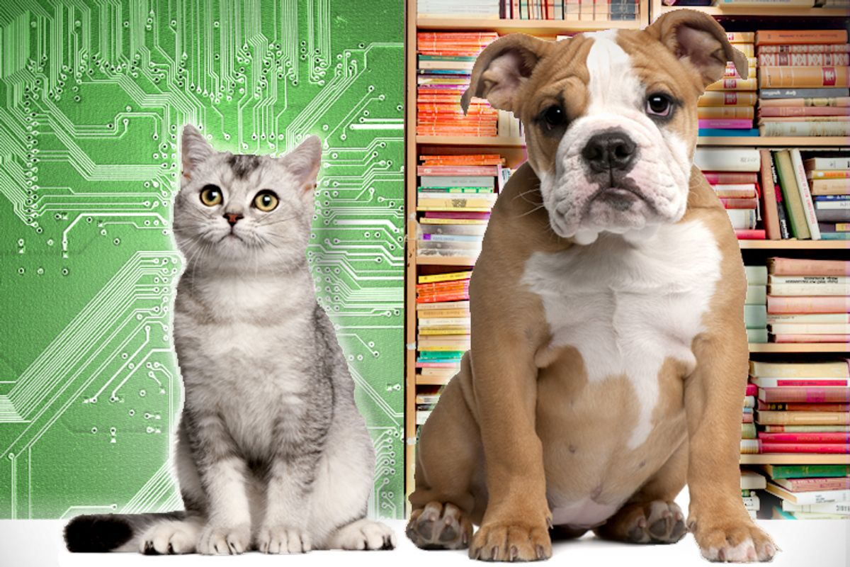 (<a href='http://www.shutterstock.com/gallery-85920p1.html'>Eric Isselee</a> via <a href='http://www.shutterstock.com/'>Shutterstock</a>/Salon)